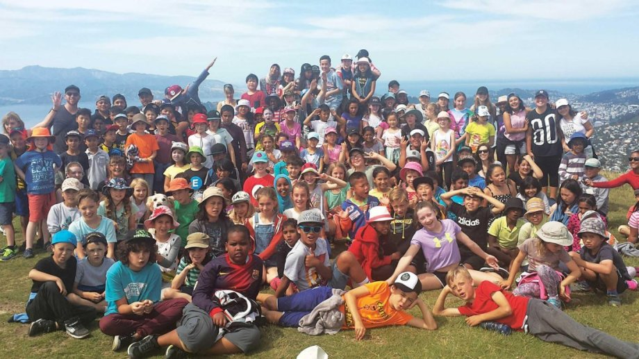 NZ School Picnic